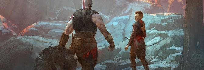 Шикарные HD-арты God of War