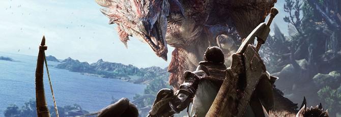 Digital Foundry недовольна консольными версиями Monster Hunter: World