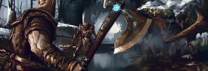 Слух: PS4 Pro получит бандл с God of War