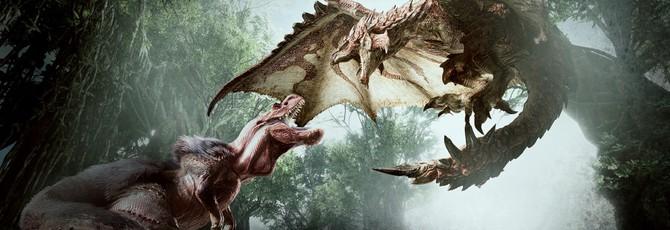Убить или быть убитым: обзор Monster Hunter: World
