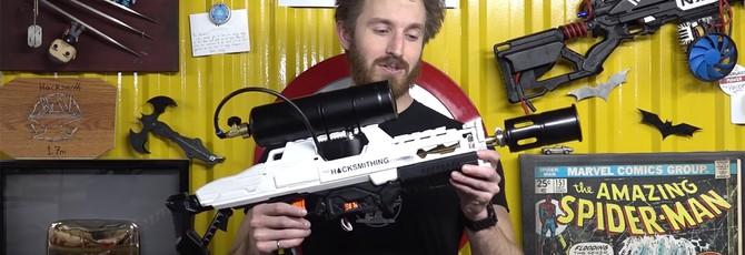Как сделать собственный огнемет без Илона Маска за $50