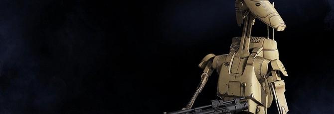 Разработчики подтвердили DLC Clone Wars для Star Wars Battlefront 2