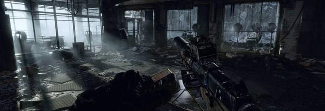 Модификация оружия и постапокалиптические виды на скриншотах Metro: Exodus
