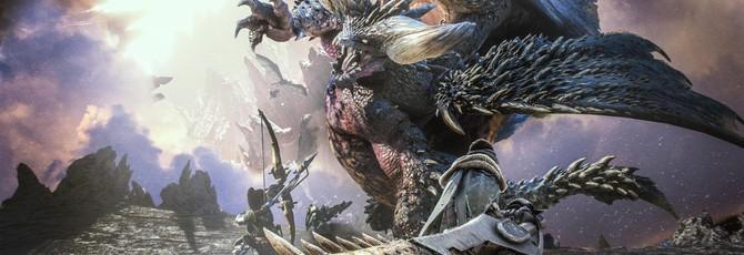 Третий дневник разработчиков Monster Hunter: World — Крафт