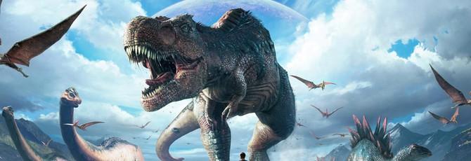 VR-спин-офф Ark: Survival Evolved выйдет в конце марта