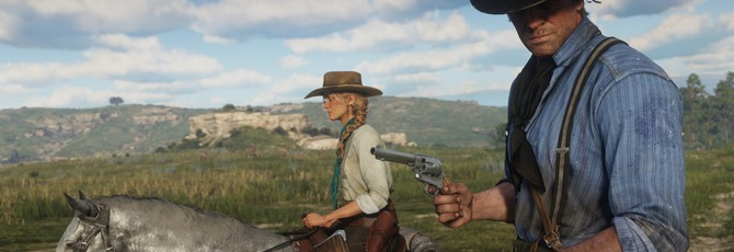 Take-Two уверена в успехе Red Dead Redemption 2