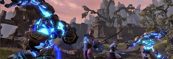 The Elder Scrolls Online не нужен реализм в графике