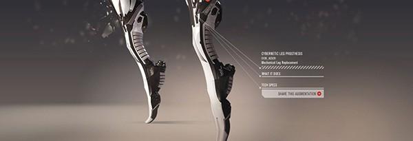 Неврология Deus Ex: Human Revolution