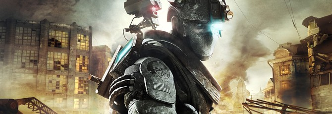 Концепт нового российского военного слизали с Ghost Recon: Future Soldier