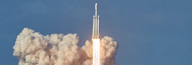 Falcon Heavy позволит осваивать до 45% астероидов