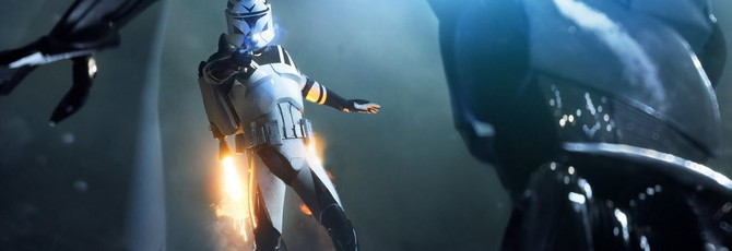 Новый патч Star Wars Battlefront 2 добавил режим с джетпаками и ракетницей