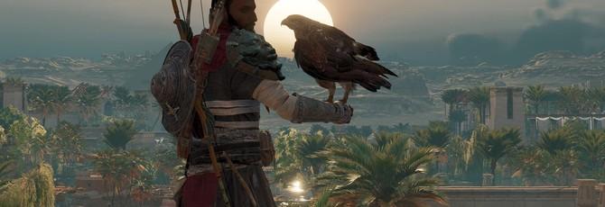 Новая игра+ уже доступна в Assassin's Creed Origins