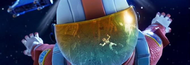 Боевой Пропуск третьего сезона Fortnite даст скин скафандра