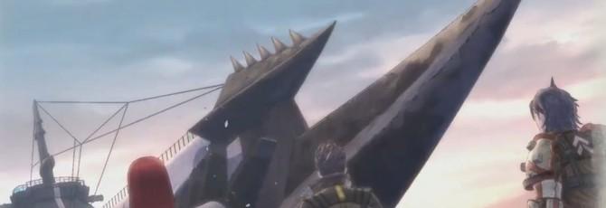 """Ледокол """"Центурион"""" на артах и видео Valkyria Chronicles 4"""