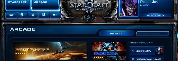 Доступна бета версия Blizzard Arcade