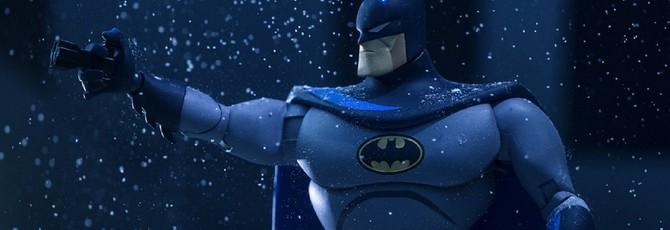 Крутейшая экшен-фигурка Бэтмена из Batman: The Animated Series