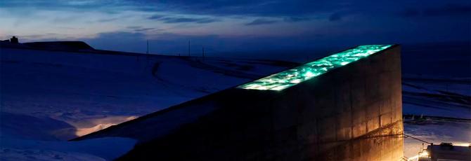 Норвегия улучшит хранилище Судного дня