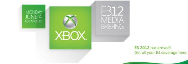 E3 2012: Пресс конференция Microsoft