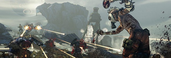 E3 2012: Геймплей Borderlands 2