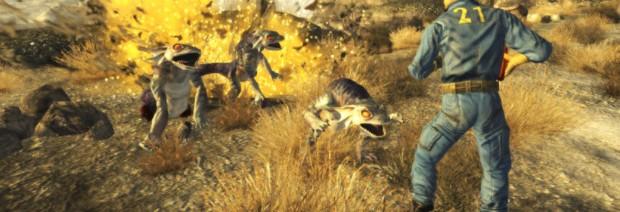Fallout: New Vegas против Metro 2033