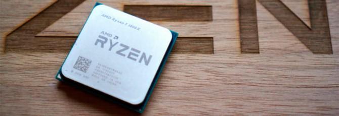 Первые игровые тесты второго поколения процессоров AMD Ryzen