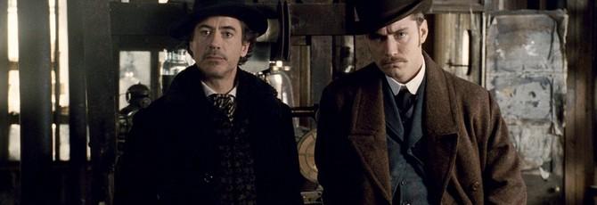 """Триквел """"Шерлока Холмса"""" все еще в разработке"""