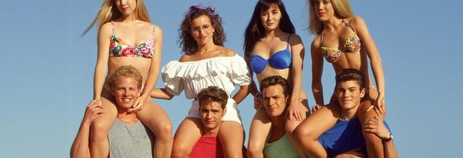 """CBS готовит перезапуск """"Беверли-Хиллз, 90210"""""""