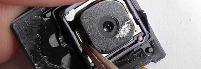 Вскрытие Galaxy S9 и взгляд на миниатюрный затвор камеры
