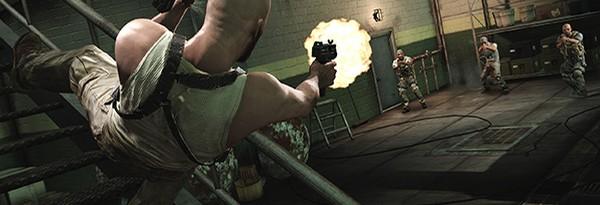 Первый патч для PC-версии Max Payne 3