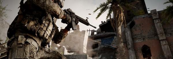 Скриншоты Medal of Honor: Warfighter