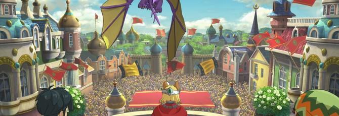 Оценки Ni no Kuni II: Revenant Kingdom — да здравствует король!