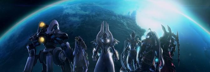 Вечерний Starcraft 2 на Shazoolive