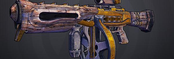 E3 2012:  Лошадиная Пушка и впечатления от Borderlands 2