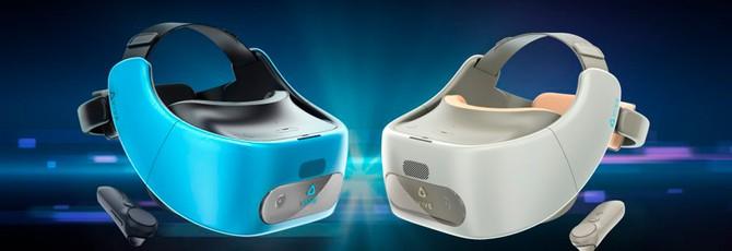 Самодостаточный VR-девайс Vive Focus выйдет в этом году