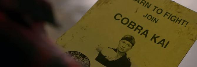 """Первый трейлер Cobra Kai — сиквела """"Парень-каратист"""""""