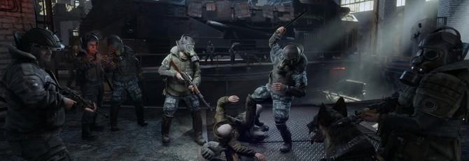 Metro: Exodus станет первой игрой с использованием трассировки лучей