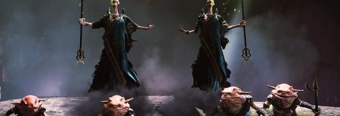 35 минут гемплея альфы The Bard's Tale IV