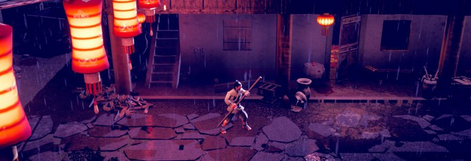Анонс 9 Monkeys of Shaolin — beat 'em up от разработчиков Redeemer