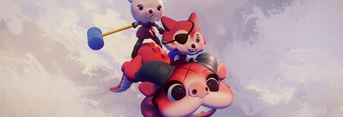 Разработчики Dreams создали двухмерный платформер внутри самой игры