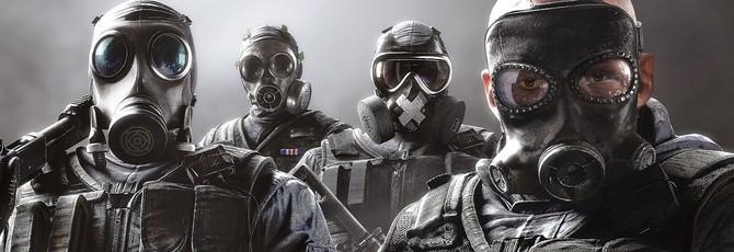 Ночной тактический стрим Rainbow 6 Siege