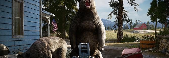 Отстреливаем фанатиков-реднеков в Far Cry 5 вместе с Shazoo