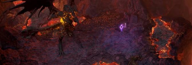 Разнообразие игровых ситуаций и противников в трейлере Pillars of Eternity 2: Deadfire