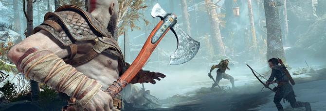 Тролли в новом геймплее God of War