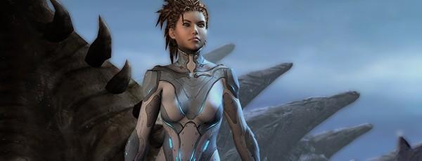 Blizzard – Heart of the Swarm завершен на 99%