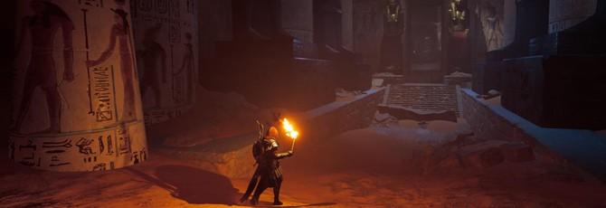 "Assassin's Creed Origins получит ""Режим Бога"" в апреле"