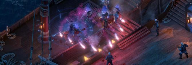 Почти час геймплея из беты Pillars of Eternity 2: Deadfire
