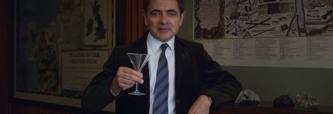 """Забавный Роуэн Аткинсон в первом трейлере """"Джонни Инглиш 3.0"""""""