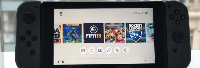 Хакеры начали запускать игры на эмуляторе Nintendo Switch