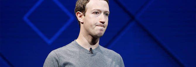 Facebook скрытно удалял сообщения Цукерберга в Messenger
