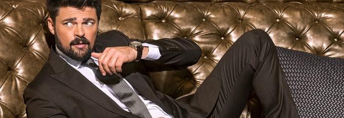 Карл Урбан сыграет главную роль в сериале по комиксу The Boys